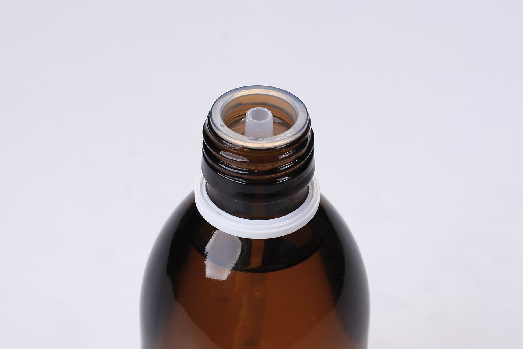 Special Connector on Bottle