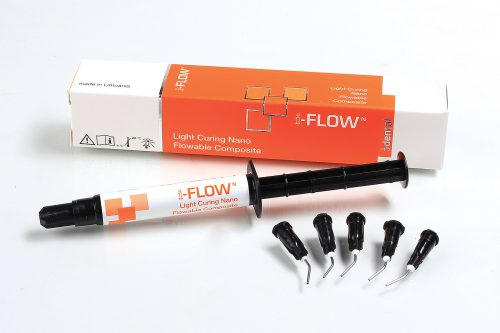 i-FLOW N Light Curing Nano Flowable Composite