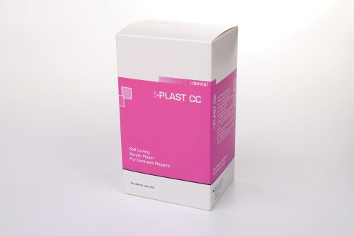 i-PLAST CC Self Curing Acrylic Resin For Dentures Repairs