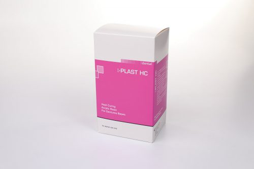 i-PLAST HC Heat Curing Acrylic Resin For Dentures Bases