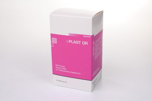 i-PLAST OR Self Curing Acrylic Resin For Orthodontic Appliances