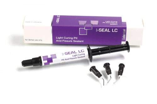 i-SEAL LC Light Curing Pit And Fissure Sealant